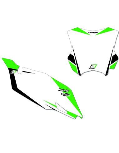 Corona Mixta Acero Alumino Moose Racing 1210-1534-48-Z