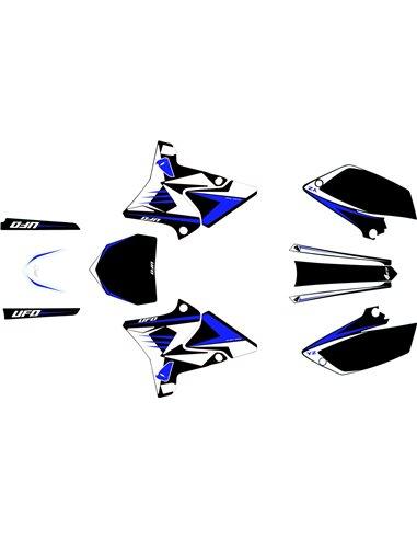 Moto Master Rear Sprocket 520 Dual Fusion Husqvarna 6201934 blue