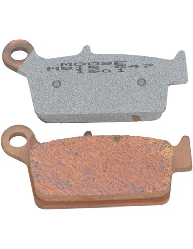 Brake Pad-Xcr Comp Rr Moose Racing Hp M815-S47