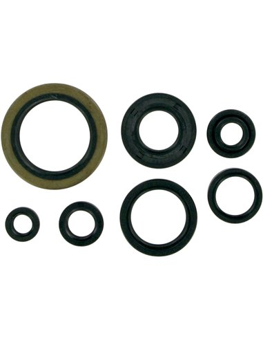 Mse Mtr Seals Rm250'89-93 Moose Racing Hp 822126