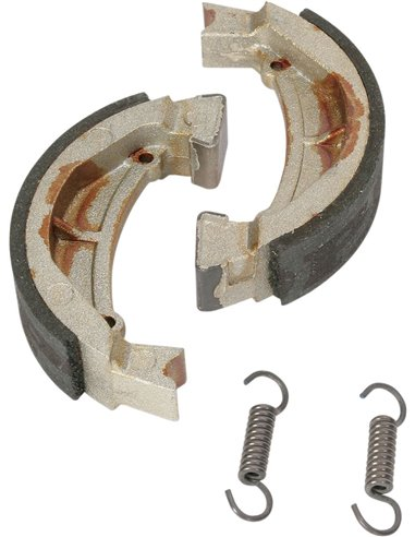 Brake Shoe-Moose Kaw Fr/R Moose Racing Hp M9170