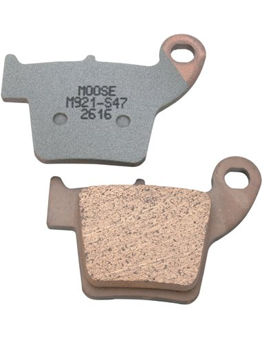 Brake Pad-Xcr Comp Cr Rr Moose Racing Hp M921-S47
