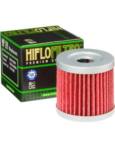 Filtre d'Oli Hiflofiltro HF139