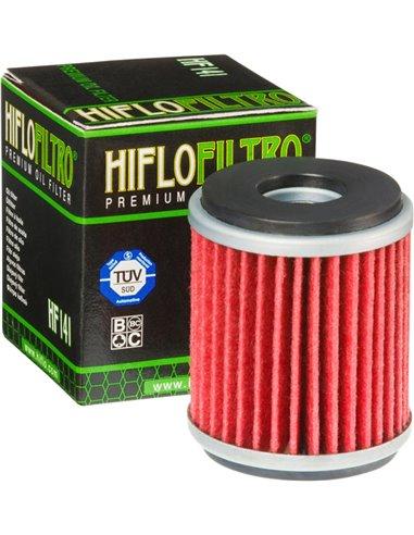 Hiflofiltro Oil Filter Hf141