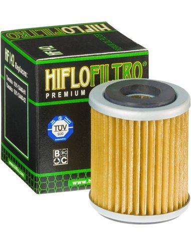 Filtre à huile Hiflofiltro HF142