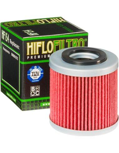 Hiflofiltro Oil Filter Hf154
