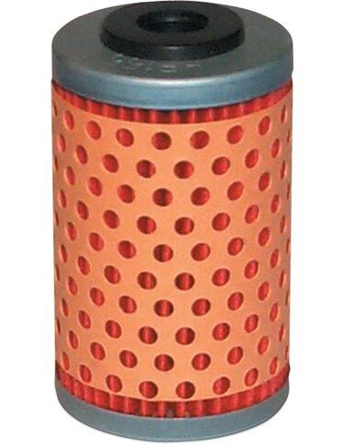 Filtre d'Oli Hiflofiltro HF155 Filter number: 1st filter