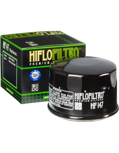 Hiflofiltro HF147 Oil Filter