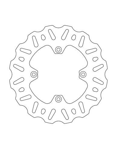 Brake Rotor Fix Wave Nitr MOTO-MASTER 110450