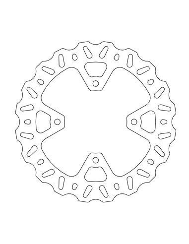 Brake Rotor Fix Mud MOTO-MASTER 110776