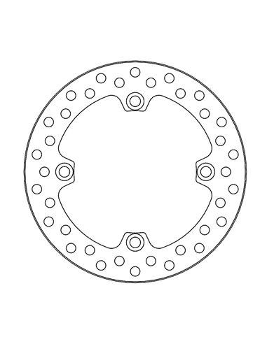 Brake Disc Vint Rear MOTO-MASTER 110811