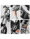 Moose Racing Jogo De Juntas Do Motor M808470