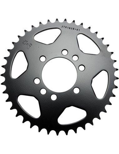 JTR1826.41 REAR REPLACEMENT SPROCKET 41 TEETH 520 PITCH NATURAL C49 HIGH CARBON STEEL