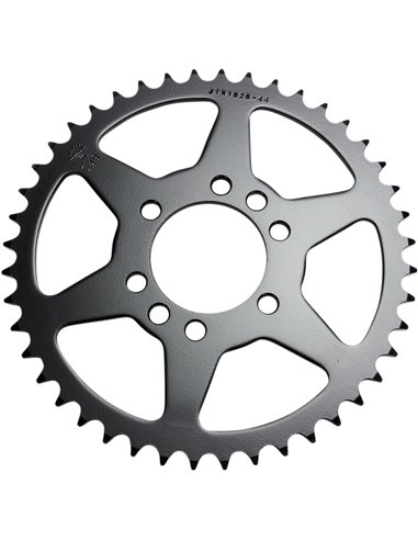 JTR1826.44 REAR REPLACEMENT SPROCKET 44 TEETH 520 PITCH NATURAL C49 HIGH CARBON STEEL