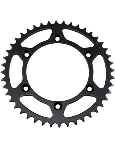 JTR808.44 REAR REPLACEMENT SPROCKET 44 TEETH 520 PITCH NATURAL STEEL