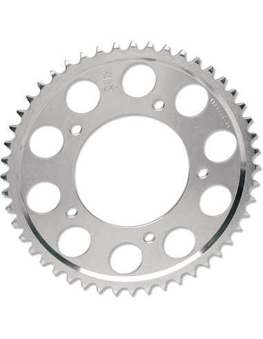 JTR845.49 REAR REPLACEMENT SPROCKET 49 TEETH 520 PITCH NATURAL STEEL