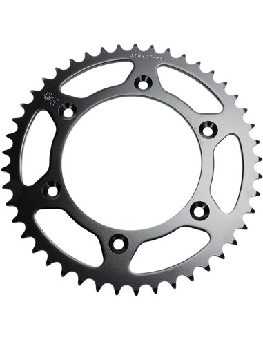 JTR897.45 REAR REPLACEMENT SPROCKET 45 TEETH 520 PITCH NATURAL STEEL