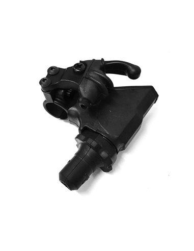 Soporte maneta embrague WRF250/450 (05-17) Negro Apico