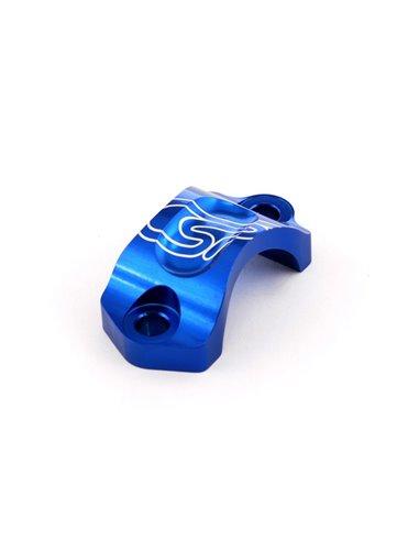 Abrazadera Bomba Freno/Embrague AJP/Braktec, Azul Costa Special Parts AK5918BK.B