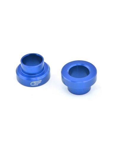 Casquillo Separador Rueda Beta/Sherco/Scorpa(bomba posterior AJP/BK), Azul Costa Special Parts TA4019SH.B