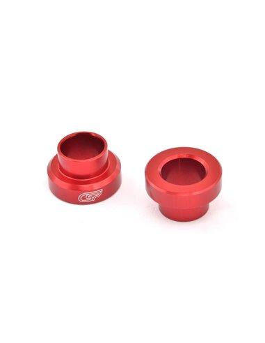 Casquillo Separador Rueda Gas Gas/Jotagas, Rojo Costa Special Parts TA4025JT.R