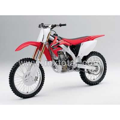 Parts for Honda CRF 450 2008 motocross bike