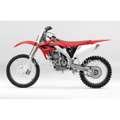 Parts for Honda CRF 450 2007 motocross bike
