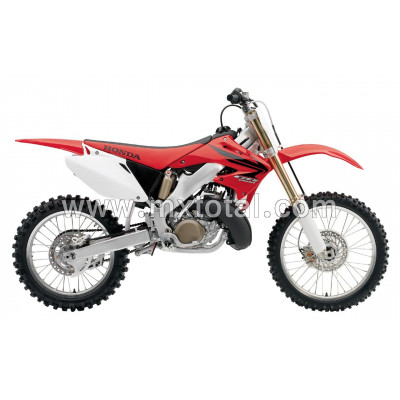Parts for Honda CR 250 2007 motocross bike