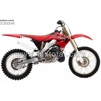 Parts for Honda CR 250 2005 motocross bike