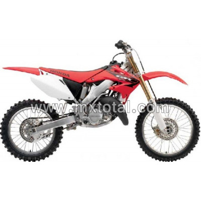 Parts for Honda CR 125 2005 motocross bike