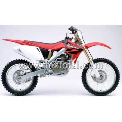 Parts for Honda CRF 250 2004 motocross bike