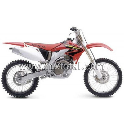 Parts for Honda CRF 450 2003 motocross bike