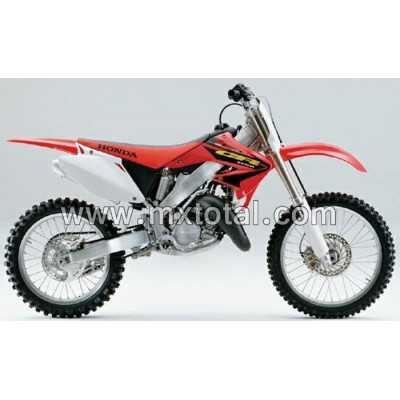 Parts for Honda CR 125 2003 motocross bike