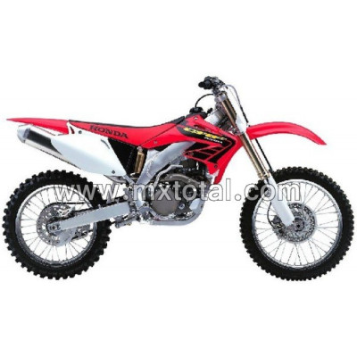 Parts for Honda CRF 450 2002 motocross bike