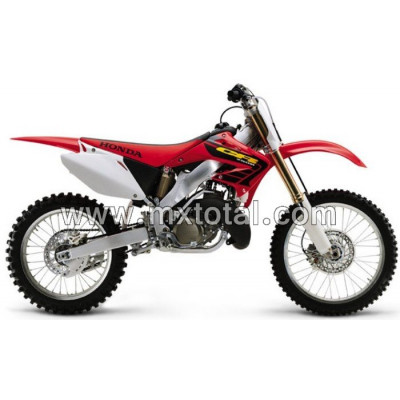 Parts for Honda CR 250 2002 motocross bike
