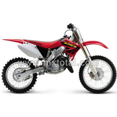 Parts for Honda CR 125 2002 motocross bike