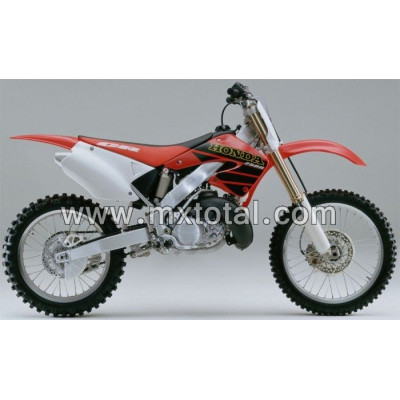 Parts for Honda CR 125 2001 motocross bike