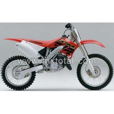 Parts for Honda CR 125 2000 motocross bike