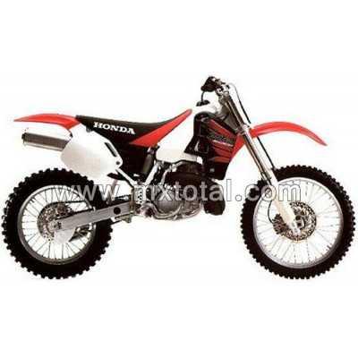 Pieces et accessoires pour Honda CR 500 1999 moto cross