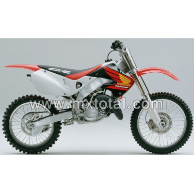 Parts for Honda CR 125 1998 motocross bike