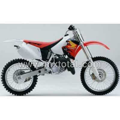 Pieces et accessoires pour Honda CR 125 1997 moto cross