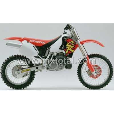 Pieces et accessoires pour Honda CR 500 1996 moto cross
