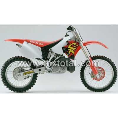 Parts for Honda CR 250 1996 motocross bike