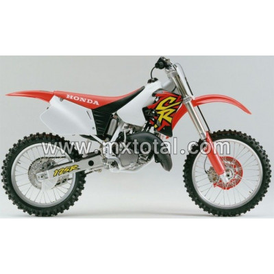 Parts for Honda CR 125 1996 motocross bike