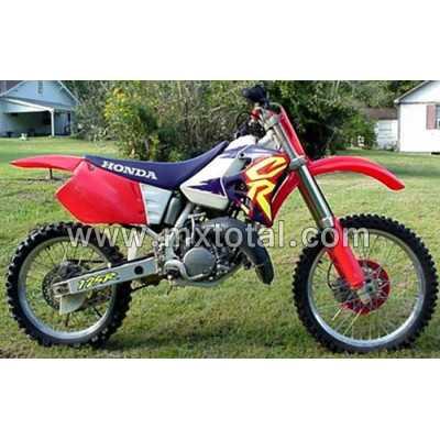 Parts for Honda CR 125 1995 motocross bike