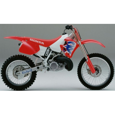 Parts for Honda CR 250 1993 motocross bike