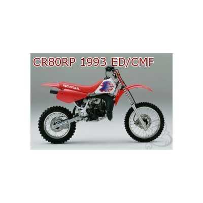 Parts for Honda CR 80 1993 motocross bike