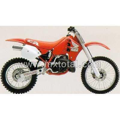 Parts for Honda CR 500 1989 motocross bike
