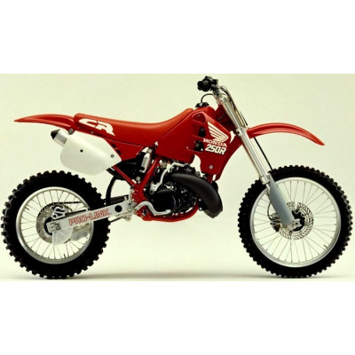 Parts for Honda CR 250 1989 motocross bike