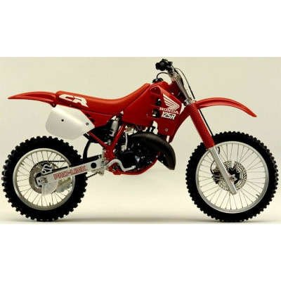 Parts for Honda CR 125 1989 motocross bike